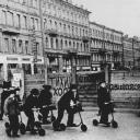 Ленинградские дети <br />© Фотохроника ТАСС/Борис Кудояров