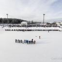 """Первоуральск ледовые авто гонки """"Трек-400"""" 9 января 2016г"""