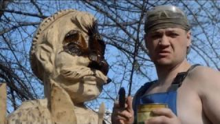 Скульптуры из дерева от Александра Ивченко