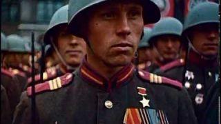 Парад Победы 1945 года Красная площадь 24 июня